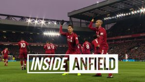 Inside Anfield: Liverpool 4-3 Crystal Palace
