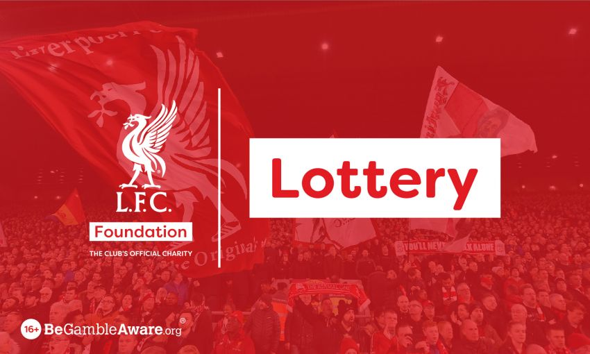 LFC Foundation Lottery - Leicester City