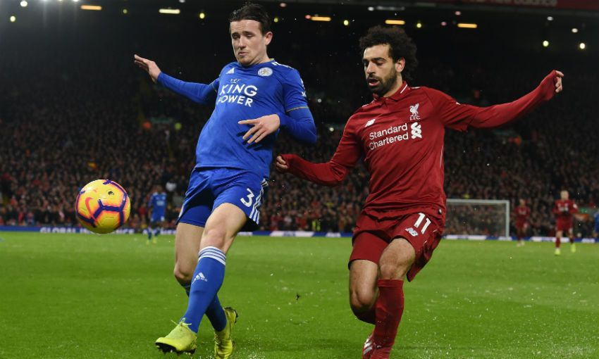 Liverpool FC v Leicester City