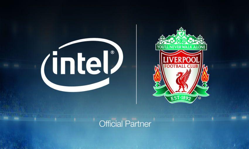 Liverpool FC and Intel partnership