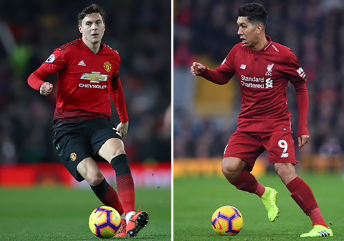 Reds to face tough test against Manchester United