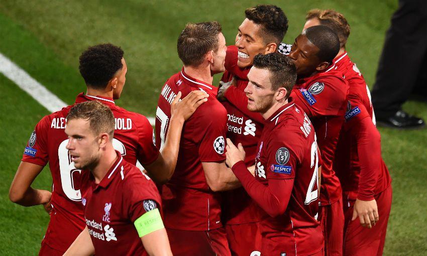 Liverpool Bayern Online