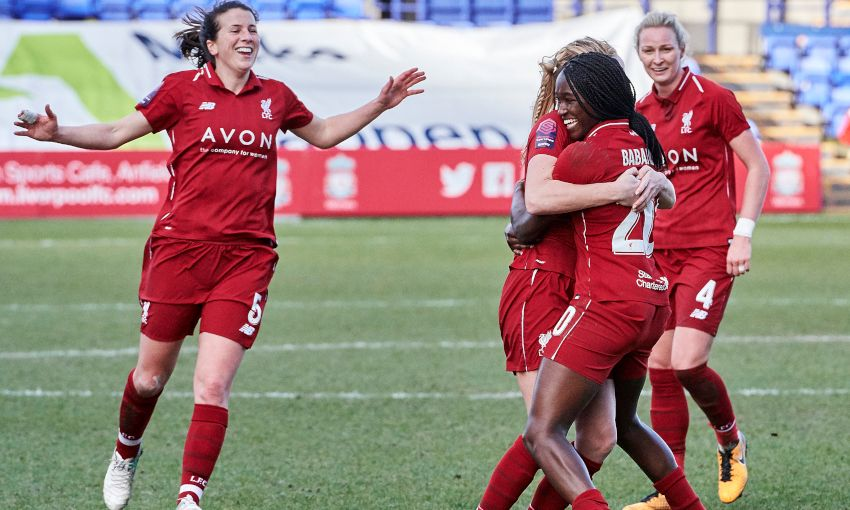 LIVERPOOL FC WOMEN V MILLWALL