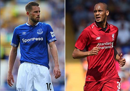 Everton vs. Liverpool - Football Match Report