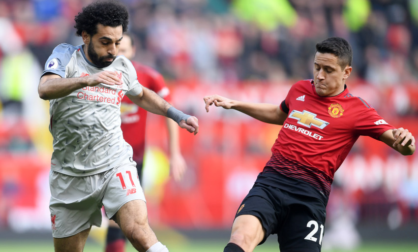 Liverpool top the table with United draw, Arsenal beat Southampton