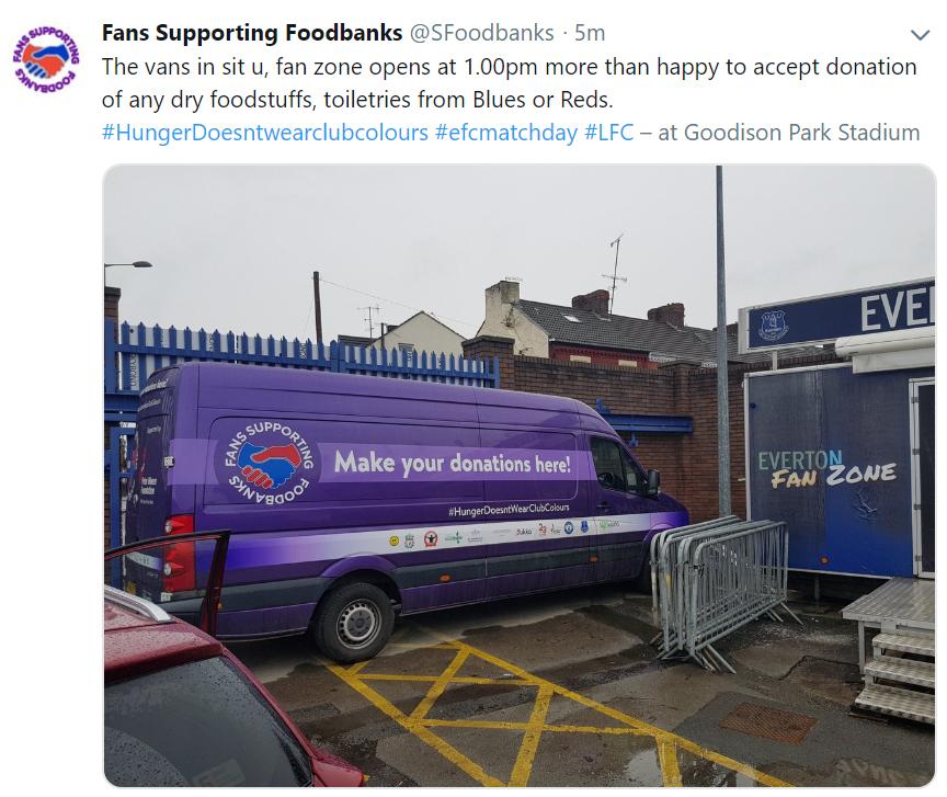 Everton v Liverpool: Live matchday blog