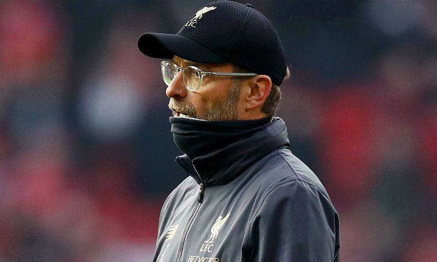 Manchester United 0 0 Liverpool Jürgen Klopps Reaction Liverpool Fc