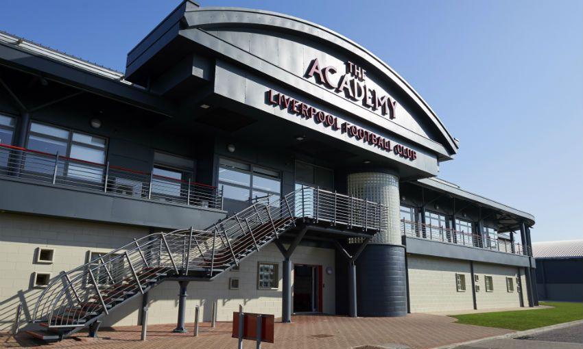 Liverpool FC's Academy