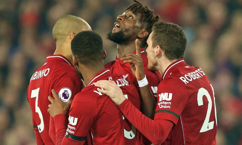 ab6c288b973 Liverpool 5-0 Watford  Five talking points - Liverpool FC