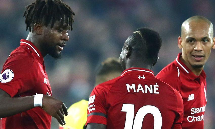 1003e9b4b Liverpool 5-0 Watford: The key Opta stats - Liverpool FC