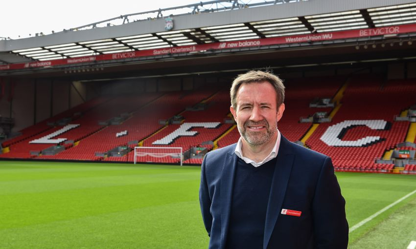 Matt Parish Director of LFC Foundation