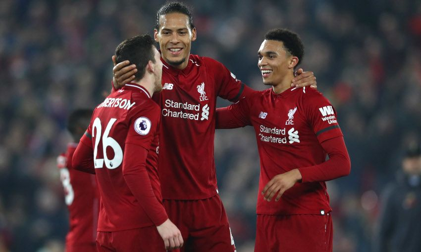 Revealed: Van Dijk on why he's showing tough love to Robbo and ...