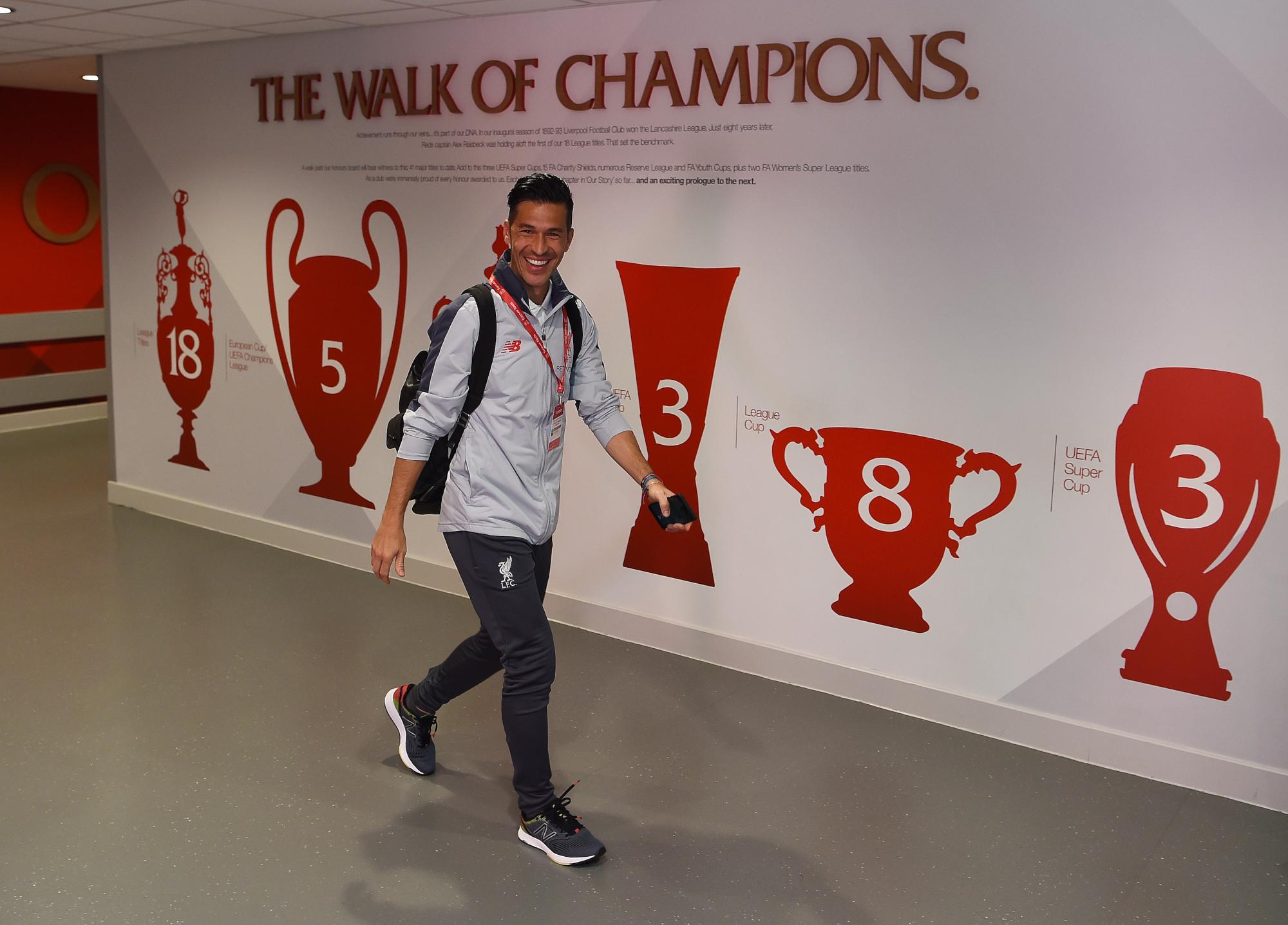 Liverpool FC Legends v Milan Glorie: Live match blog