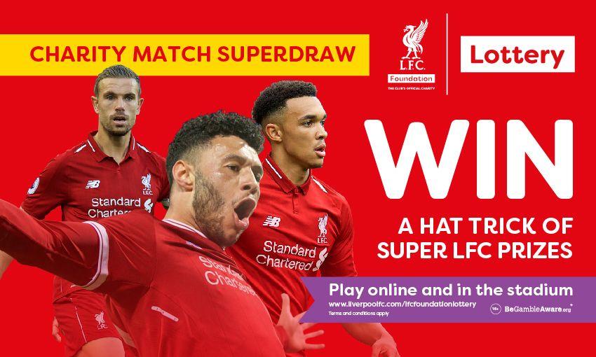 LFC F Lottery superdraw news article