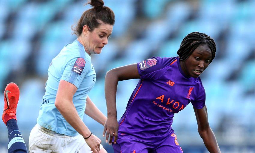 LFC Women suffer FA Cup exit at Manchester City - Liverpool FC b6e2a422f