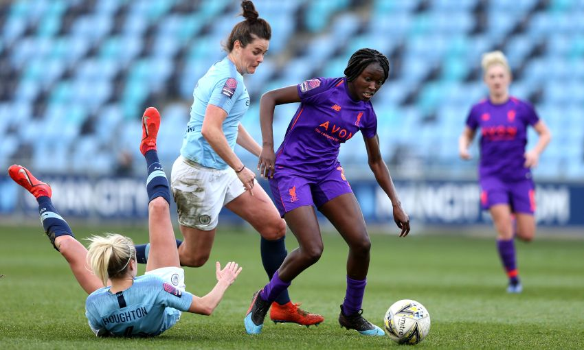 Manchester City v LFC Women