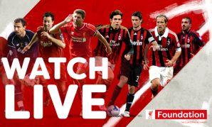 Liverpool FC Legends v Milan Glorie
