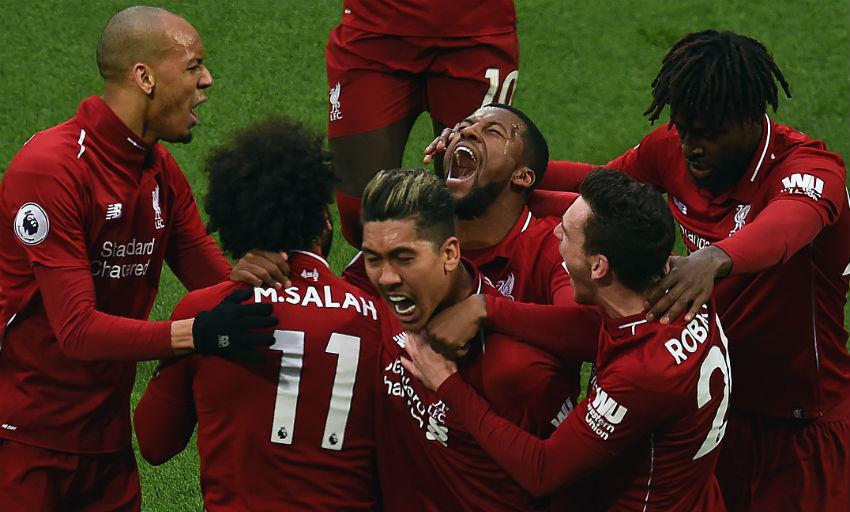 Liverpool 2 1 Tottenham Jurgen Klopp S Reaction Liverpool Fc