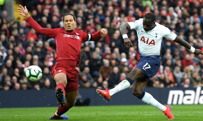 Liverpool v Tottenham Hotspur