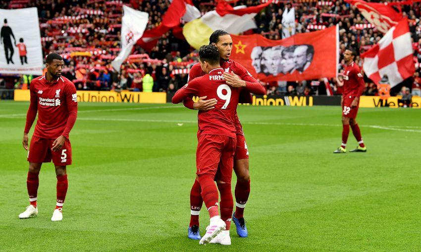 Liverpool v Porto