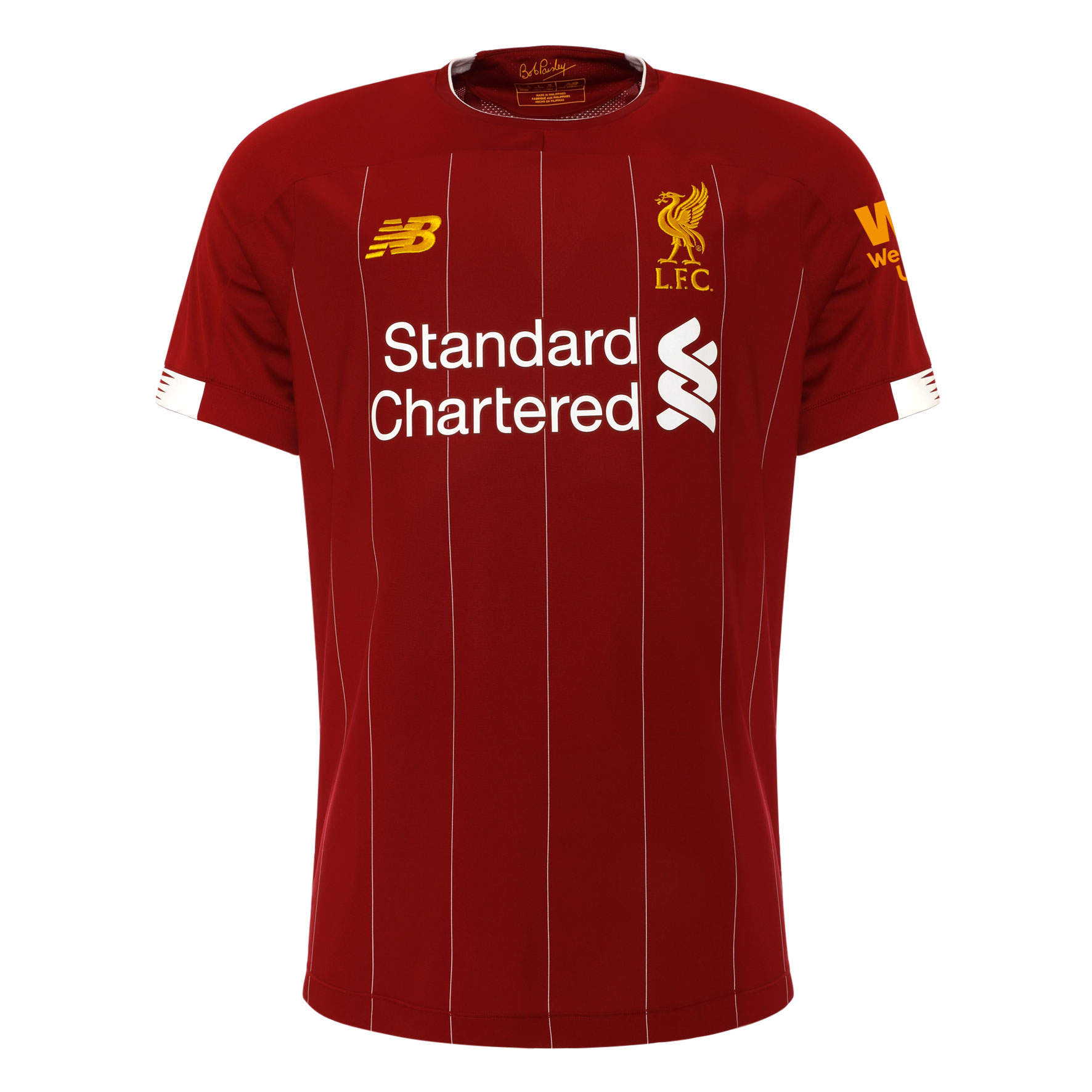 "387f3543cf2 ""This year's home kit is incredibly strong,"" said Reds captain Jordan  Henderson. ""I'm really looking forward to wearing it every time we play at  our beloved ..."