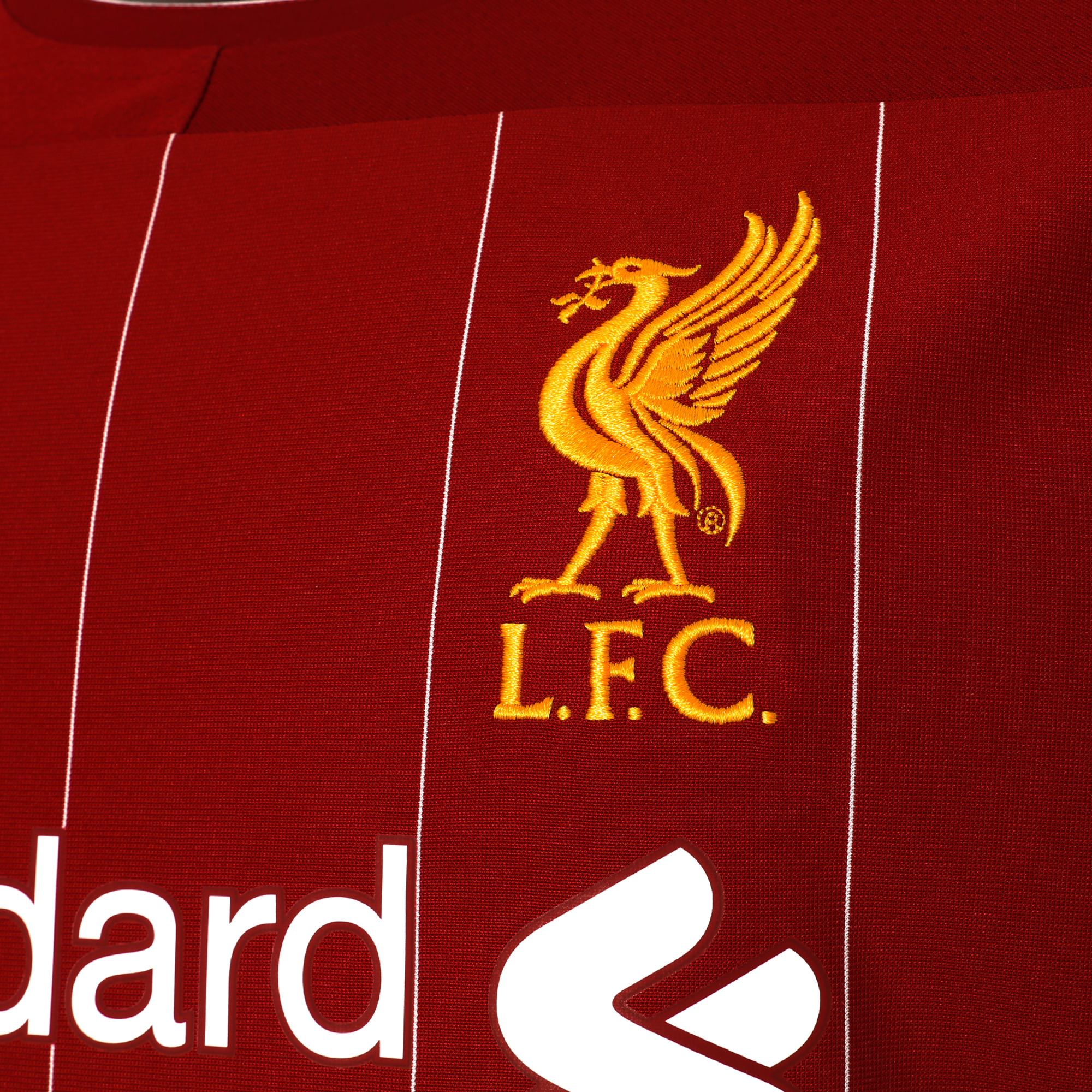 fff63045456 In pictures  A closer look at Liverpool s new home kit - Liverpool FC