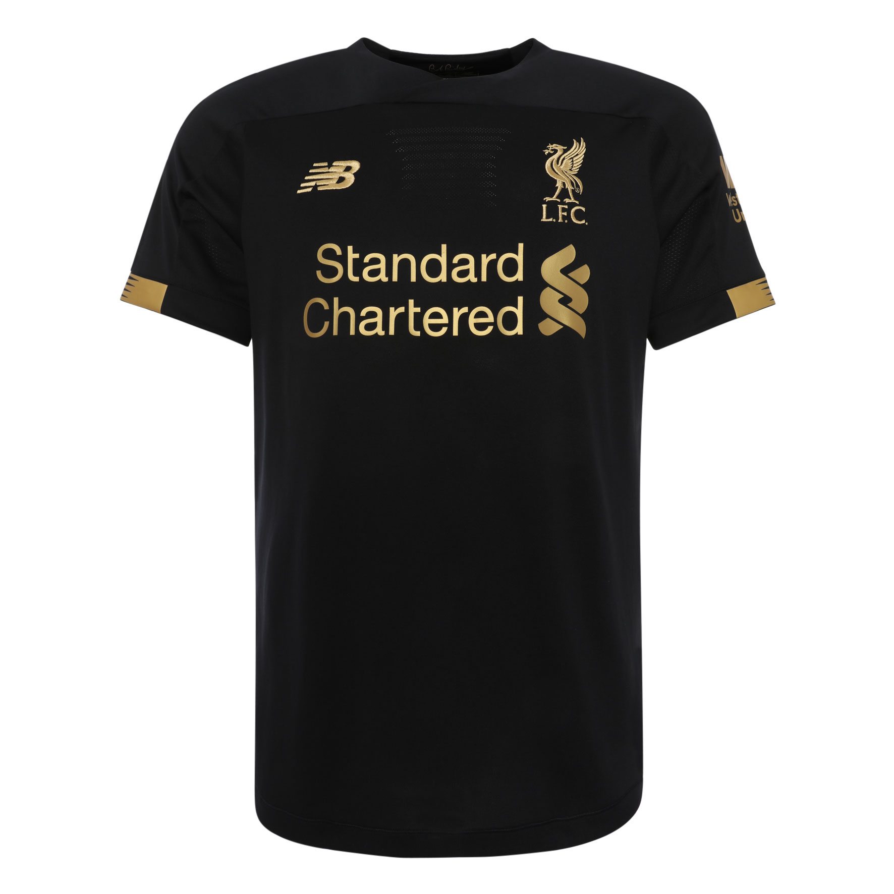 on sale 9e03e d31e8 Liverpool's 2019-20 home kit revealed - pre-order now ...