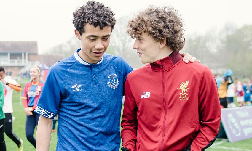 LFC Foundation's Premier League Kicks programme