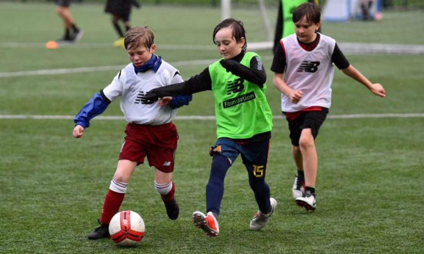 LFC Foundation football camps