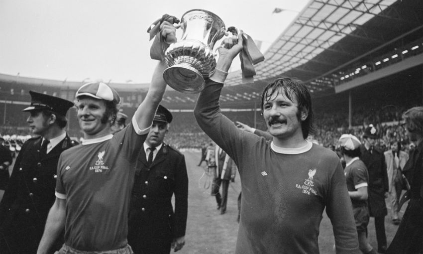 Liverpool FC legend Tommy Smith
