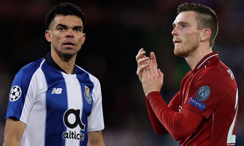 5baf2bd94 FC Porto v Liverpool  Three key battles - Liverpool FC