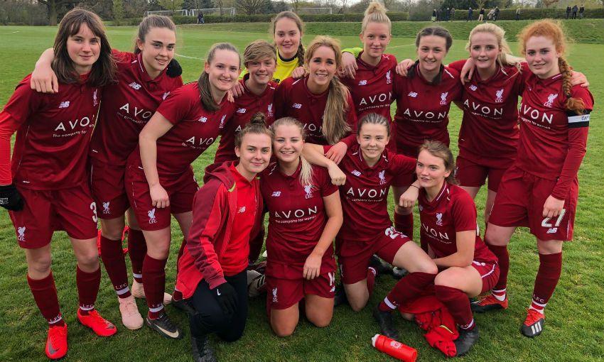 Liverpool FC Women Academy