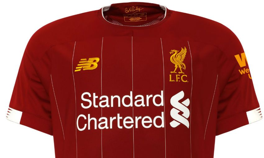 brand new 0d344 26490 New Liverpool FC home kit - last chance to pre-order ...
