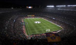 General view of Camp Nou