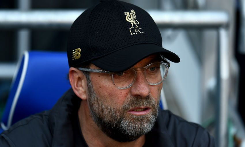 Jürgen Klopp: Why tonight will be a big fight for us to get the points