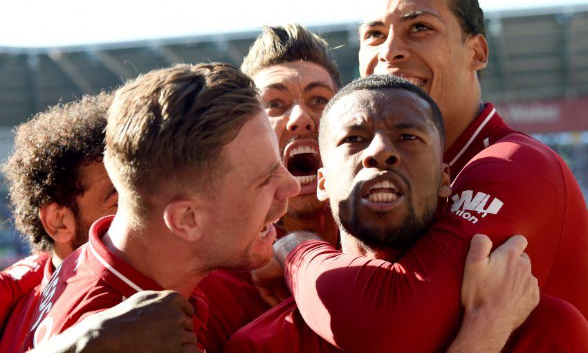 Cardiff City v Liverpool