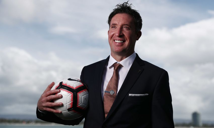Robbie Fowler is appointed Brisbane Roar head coach