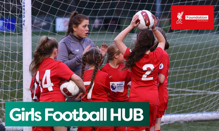 Girls Football HUB
