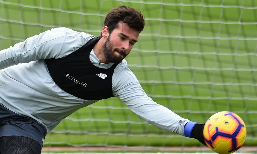 How Alisson Becker is inspiring a new goalkeeping generation