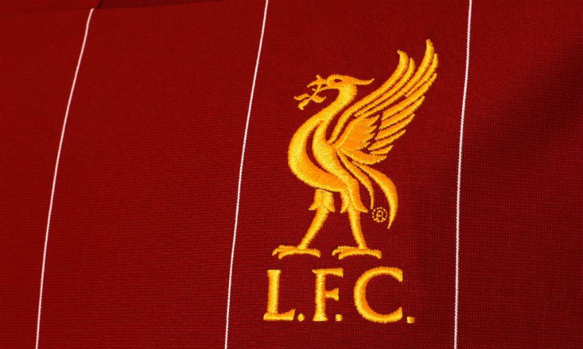 Liverpool new kit white pinstripes