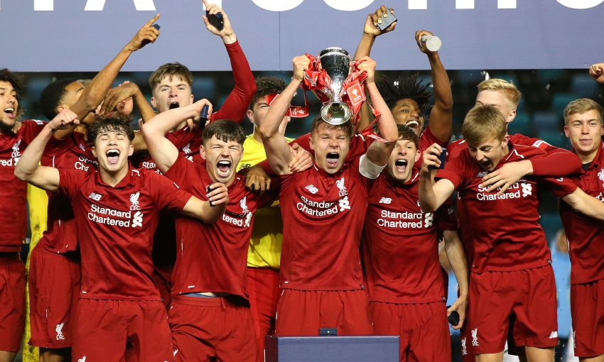 247b13daa Match report  Liverpool clinch Youth Cup glory on penalties - Liverpool FC