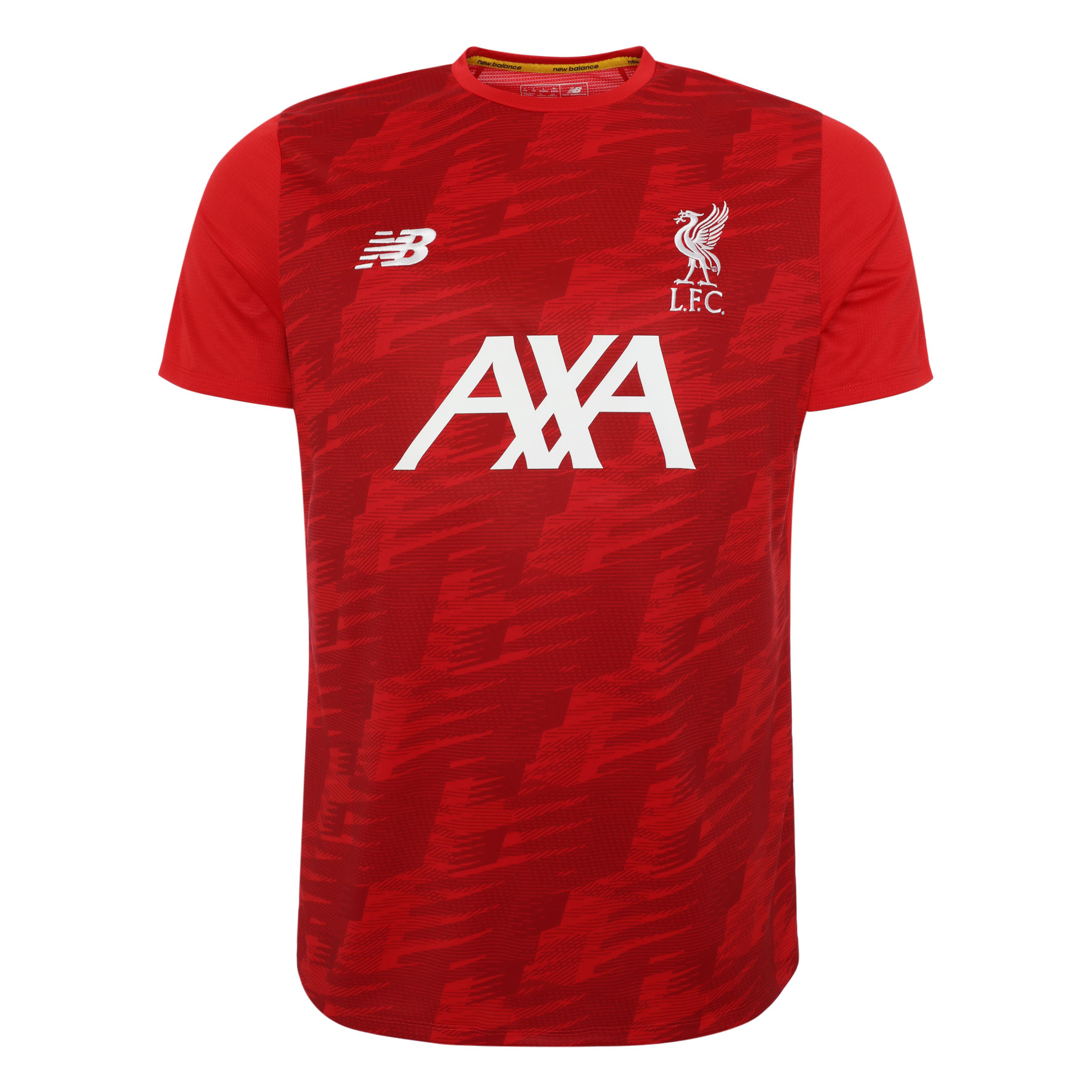 Revealed: Liverpool's 2019-20 training kit - pre-order now ...