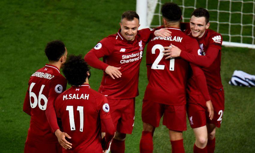 Liverpool v Huddersfield
