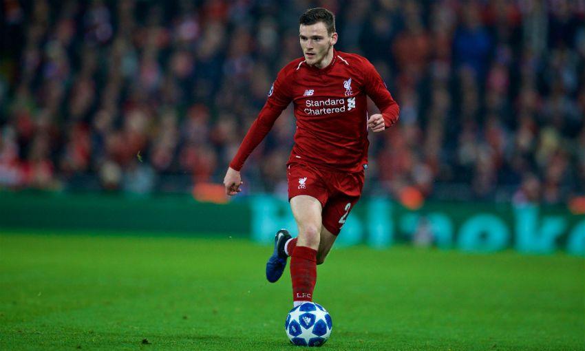 Robertson Pede Liverpool Peroleh Piala Musim Ini
