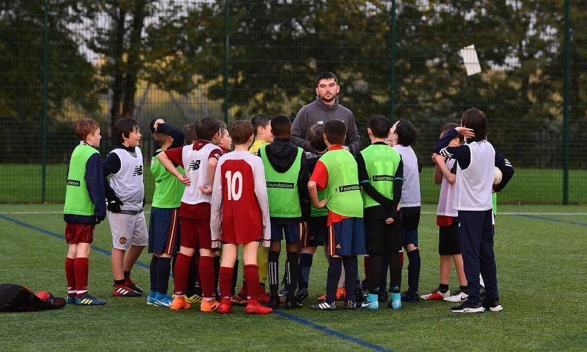 LFC Foundation Football Camps