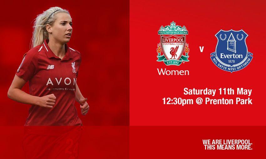 Liverpool FC Women v Everton