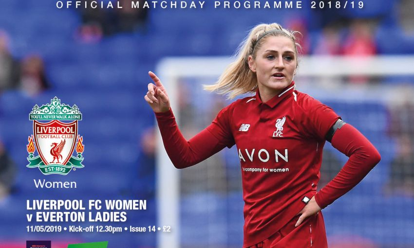 EVERTON LADIES PROGRAMME