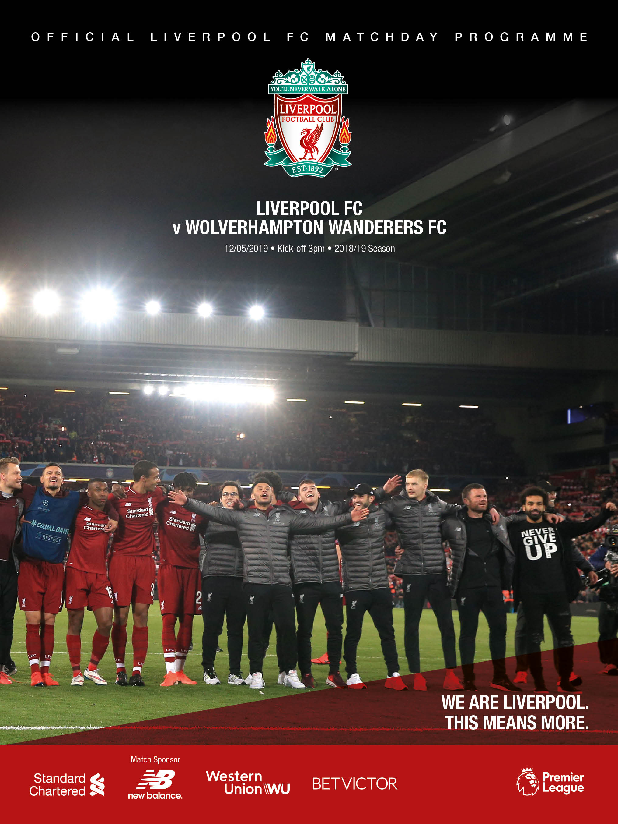 Liverpool v Wolverhampton Wanderers: Live matchday blog