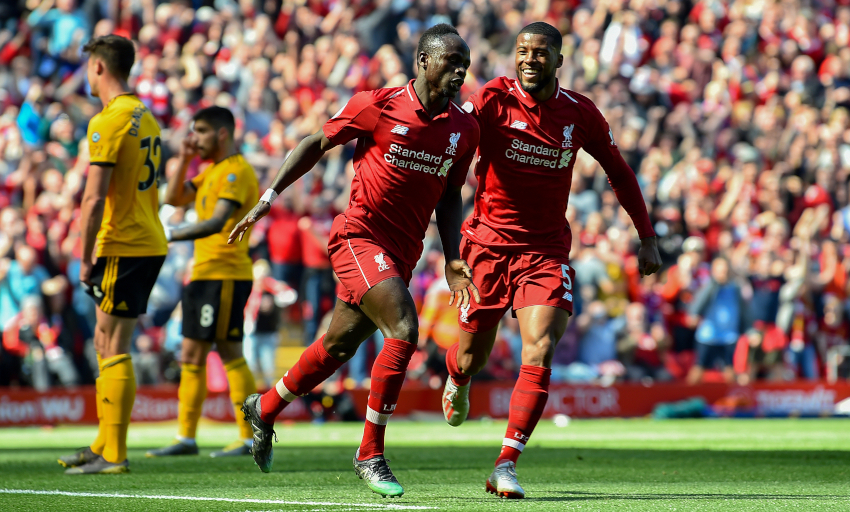 Liverpool beats Wolves, misses out on Premier League title