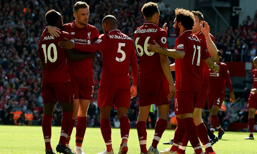 Liverpool v Wolves, Anfield